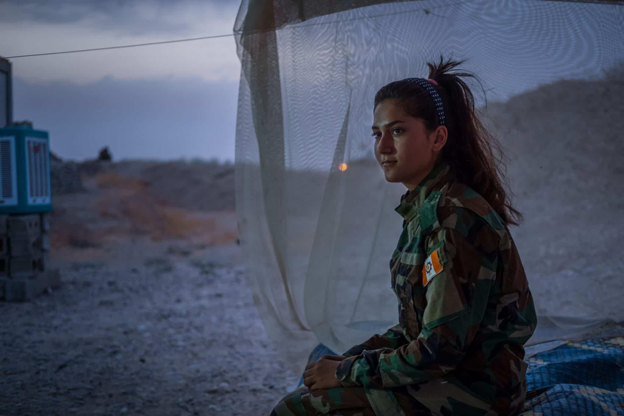 DR3 Krigens skygger Iraq Kurdistan